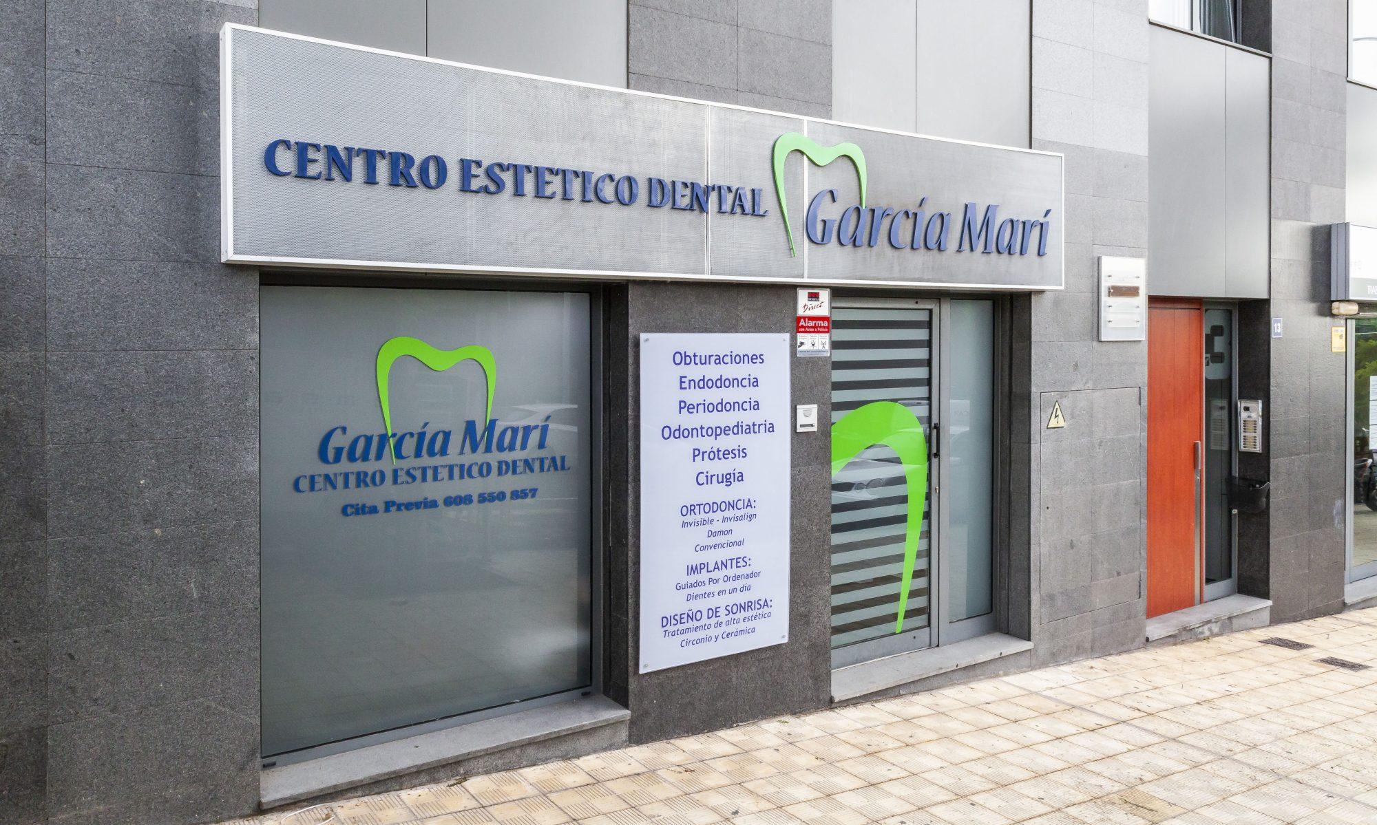 Centro Estético Dental García Marí